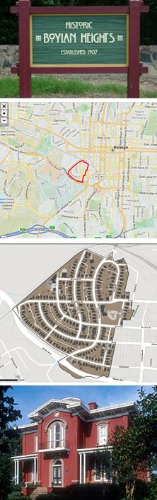 boylan heights raleigh nc rental neighborhood