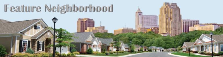 Featured Rental Community:  Boylan Heights, Raleigh, North Carolina