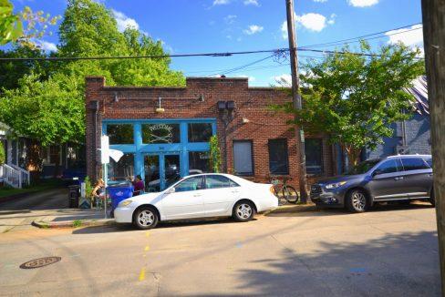 Oakwood & Mordecai of Downtown Raleigh NC