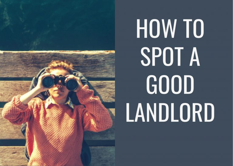 What You Should Be Looking For In A Landlord