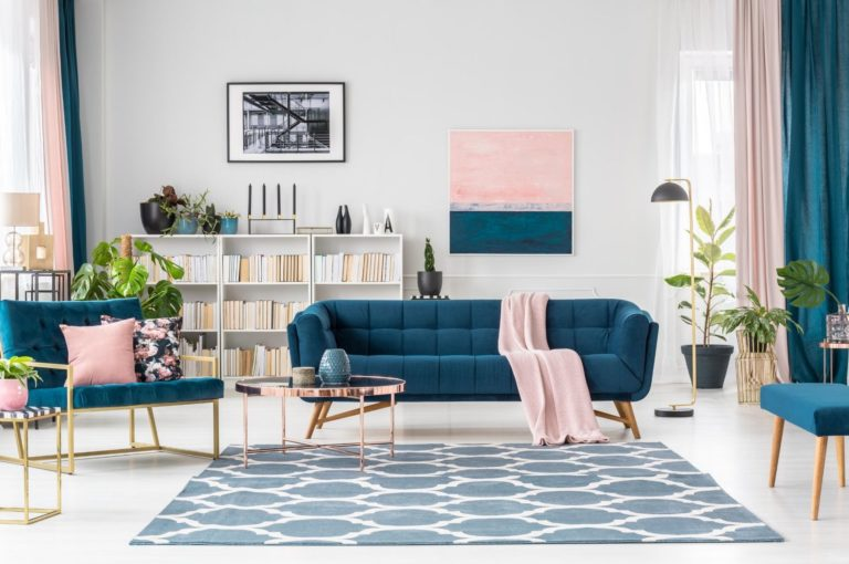 5 Hot Interior Decorating Trends That Wont Break The Bank with Wayfair